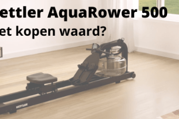 Kettler AquaRower 500